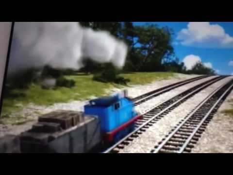 Look out for the train goof (cgi version)