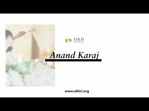 SikhRI's new report explores Sikh marriage – Anand Karaj: The Sikh Marriage