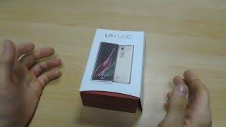 lG Class. Обзор смартфона. Распаковка. Технические характеристики