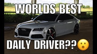 Audi RS7 Dynamic Edition 2015 Videos