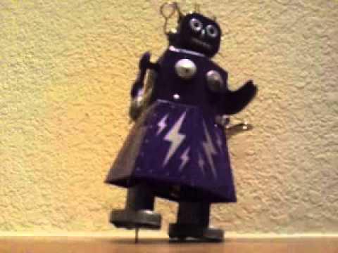 The Elektra Robot Youtube