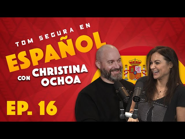 Ep. 16 con Christina Ochoa | Tom Segura en Español (ENGLISH SUBTITLES)