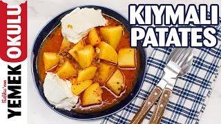 Kıymalı Patates Tarifi | Anne Evinde Hissetme Garantili Patates Yemeği