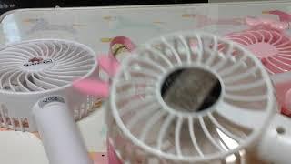 르젠선풍기, 미니 레빗 선풍기, 헬로키티led선풍기  …