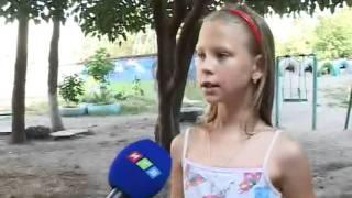 В Симферополе собака напала на ребенка!