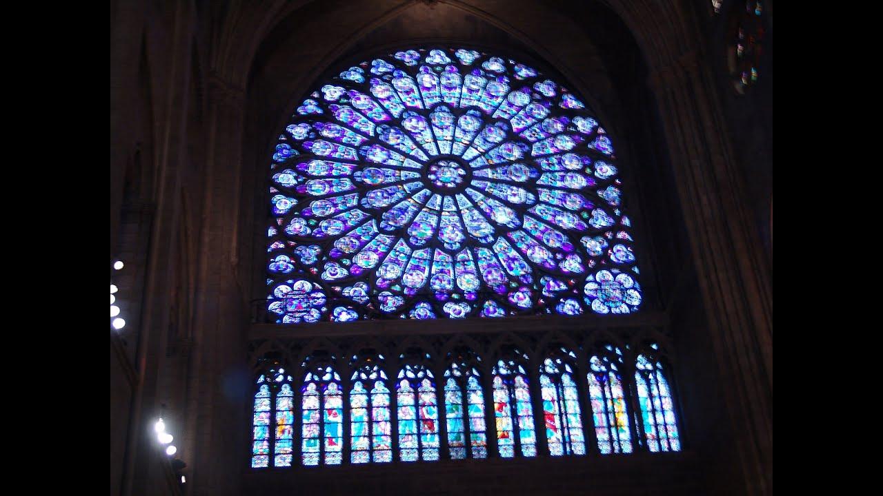 Pictures inside notre dame paris — img 2