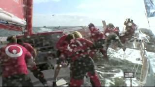 MOD70 KRYS MATCH Best Of Jour 2 : Race for Water passe en tête