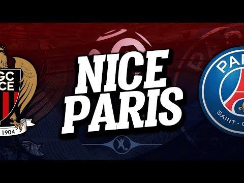🔴 direct / live : nice - psg // club house ( ogc nice - paris )
