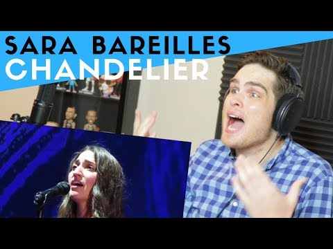 Vocal Analysis of Sara Bareilles Covering 'Chandelier' (Voice Teacher Reacts) Mp3