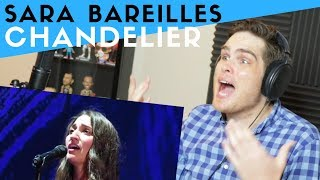 Vocal Analysis of Sara Bareilles Covering 'Chandelier' (Voice Teacher Reacts)
