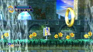 Sonic The Hedgehog 4: Episode 2  PC Gameplay