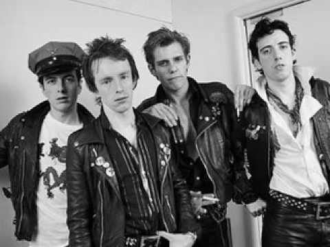The Clash Police On My Back