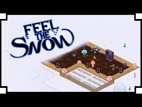 Feel the Snow - (Open World Survival Adventure Game)