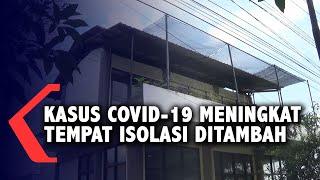 Kasus Covid-19 Meningkat, Pemkab Kediri Siapkan Gedung Karantina Tambahan