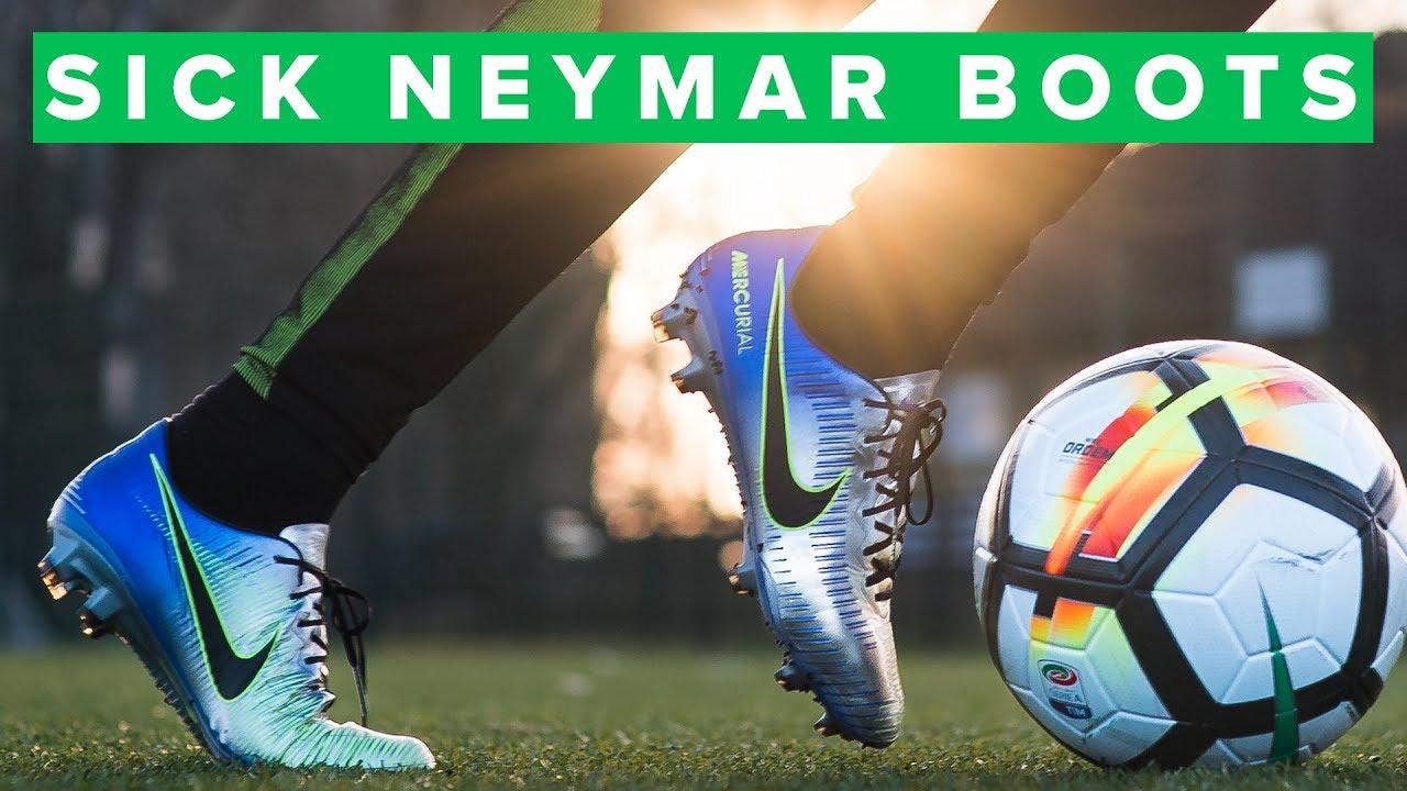 finest selection 5b793 5cbdd Neymar Nike Mercurial Vapor 11 Puro Fenomeno Play Test & Challenge