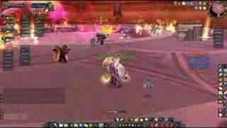 Haven vs A'lar (World of Warcraft)