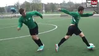 Futebol Freetyle Lawer com os Ingleses