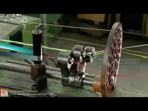 See how the cable manufacturing