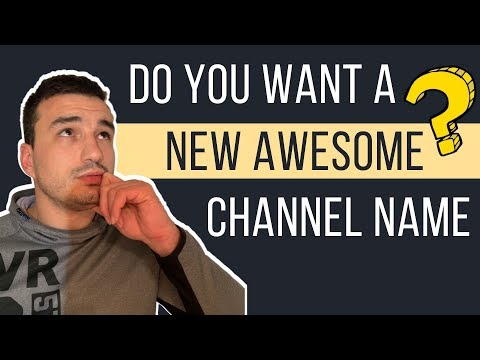 How To Change YouTube Channel Name | Change Your YouTube Name In 2019