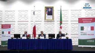 المنتدى الاقتصادي الجزائري المالطي فرصة لبحث مجالات الاستثمار بين البلدين