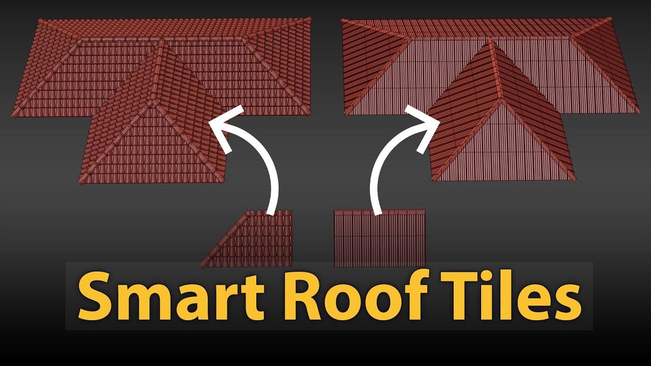 Smart Roof Tiles Avizstudio Tools Youtube