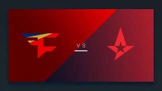 CS:GO - FaZe vs. Astralis [Mirage] Map 1 - EU Day 18 - ESL Pro League Season 6