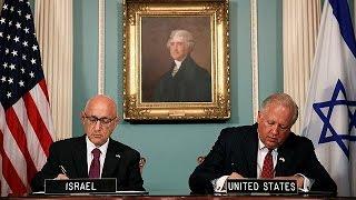 امريكا واسرائيل توقعان اتفاقا غير مسبوق للمساعدات العسكرية