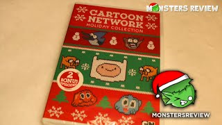 cn holiday collection dvd unboxing and review
