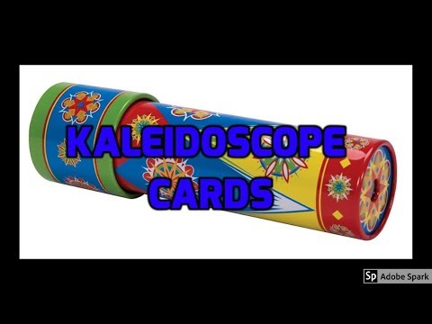 MAGIC TRICKS VIDEOS IN TAMIL #116 I kaleidoscope cards from Roy Walton @Magic Vijay