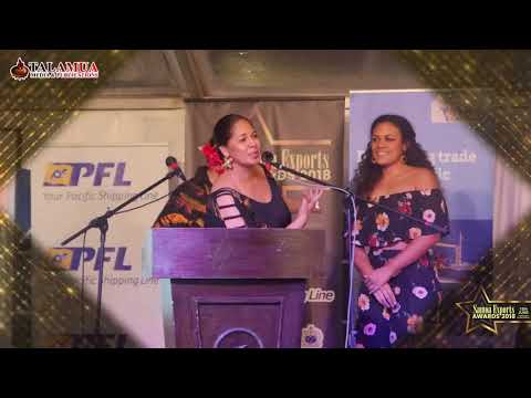 Samoa Exports Awards 2018 - Part 5