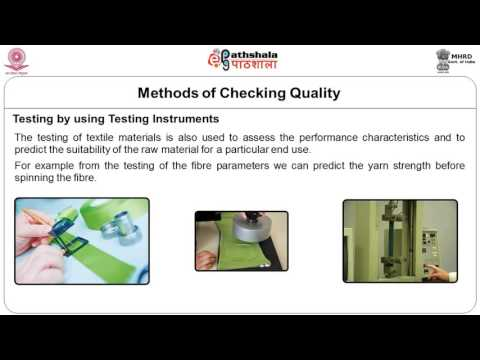 Introduction to textile testing SME V2