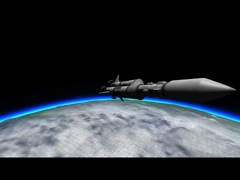 Reusable KSP 6 - Satellite Launch and Building Upgrades