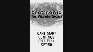 Beatmania [ビートマニア フォーワンダースワン] Game Sample - WonderSwan