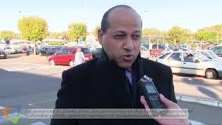 Rencontres de la sécurité - Centre commercial - Avallon (89)