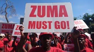 'Zuma must go' – EFF kicks off mass march in Pretoria
