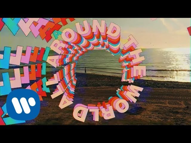 Matoma - All Around The World (feat. Bryn Christopher) [Official Lyric Video]