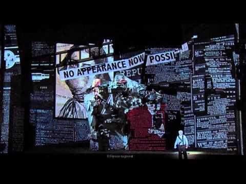 "Opera""Nose"" Vladimir Samsonov-best roles"