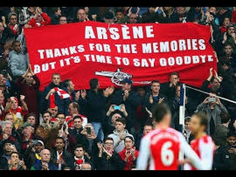 #WengerOut Arsenal 1 Bayern Munich 5 I Respect to the Wenger Out protestors