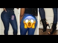 Fashion Nova Try-On Haul 2017: Best Jeans for Petite Girls + Shoes and Jackets!