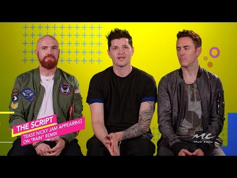 The Script Collab with Nicky Jam!?
