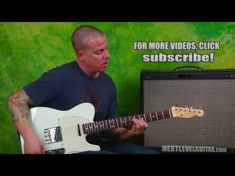 Guitar lesson learn country fast licks and how to play over chord changes mixing major and minor