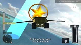 Flying Loader & Dump Truck 3D