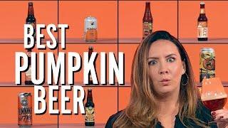 12 BEST Pumpkin Beers Tried By A Beer Expert | The Expert Test