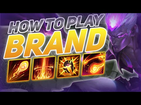 HOW TO PLAY BRAND SEASON 11 | BEST Build & Combos | Season 11 Brand guide | League of Legends