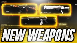 brand new legendary weapons coming to aw new ak 47 m16 cel 3 shotgun new aw dlc weapons