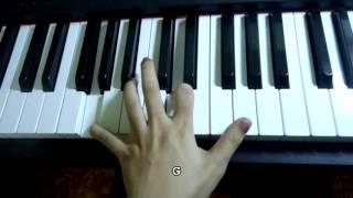 By my side - Lâm Nhất Phong | Piano Tutorial #8 | Bội Ngọc Piano