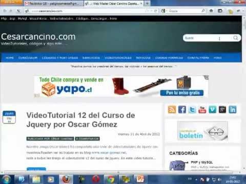 VideoTutorial 59 del Curso de PHP POO