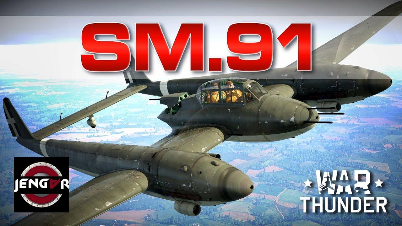 War thunder sm91 op