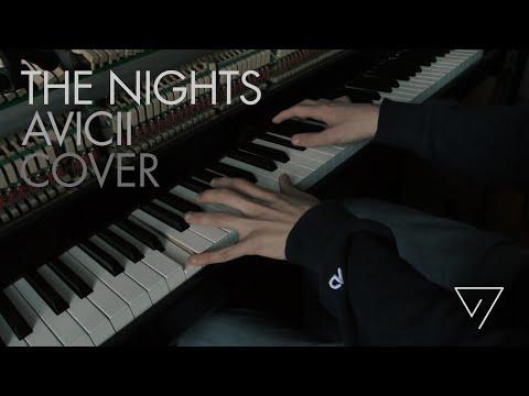 Avicii - The Nights (HQ Piano Cover)