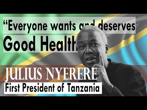 Julius Nyerere Interview by Saeed Naqvi